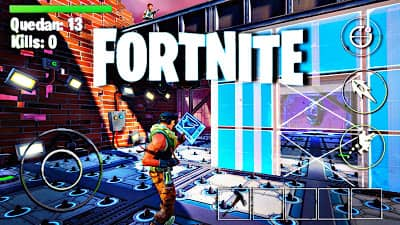 Fortnite Mobile apk+OBB Highly Compressed Download