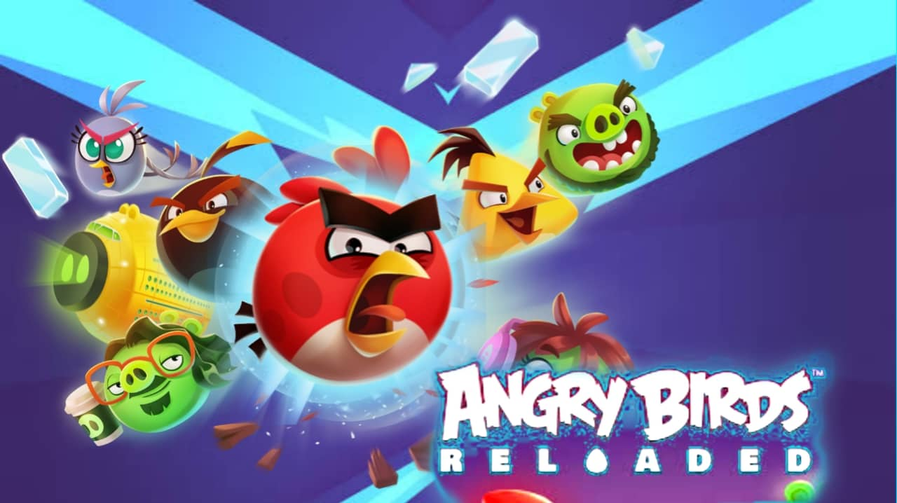 Angry Birds Reloaded Apk Download For Android Ios Apk2me